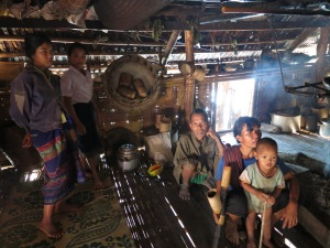 Inside Tahoy Home Laos