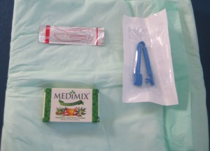 Clean Birth Kit Laos